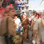 Ethnic violence in a Silk Road bazaar