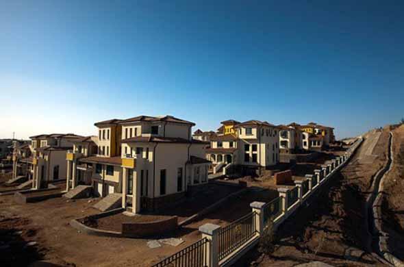 "Kangbashi, China's ""ghost city"""